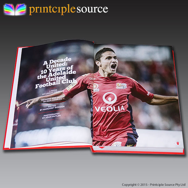 Book-Printing_Book-Design_Adelaide-United-Football-2