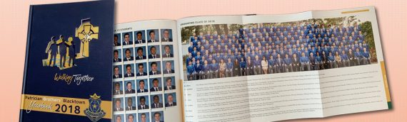 Patrician Brothers' College, Blacktown – Yearbook 2018